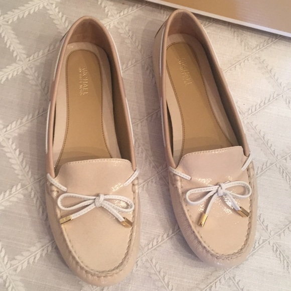 Michael Kors Shoes - Michael Kors Daisy Patent Leather Moc New in box!!